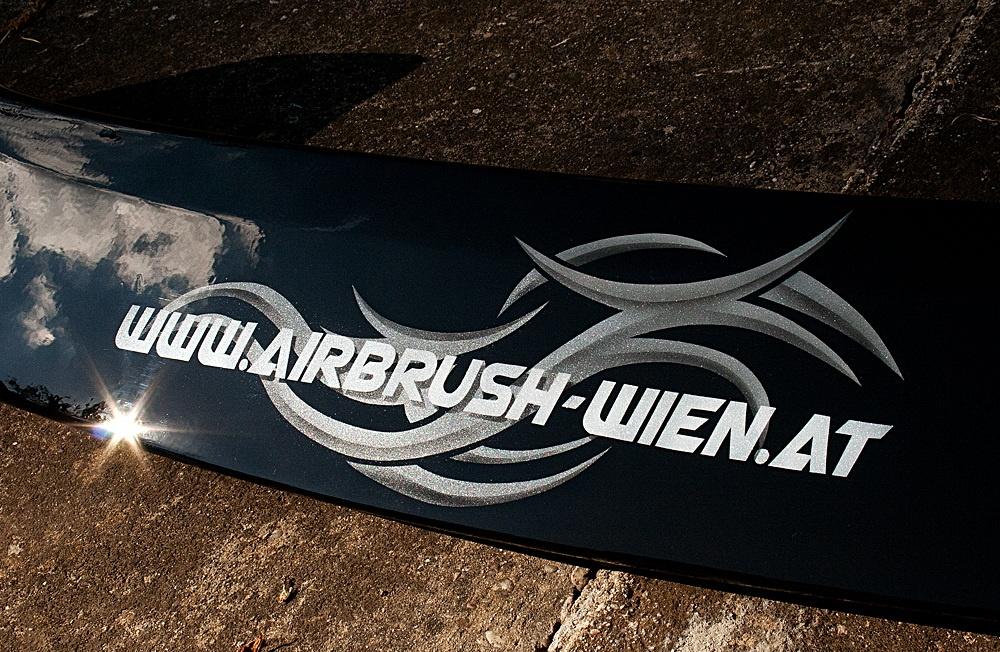 Airbrush Spoiler