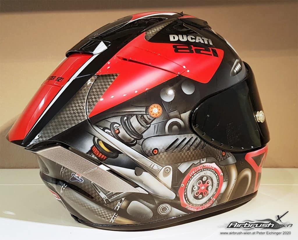 Ducati Helm
