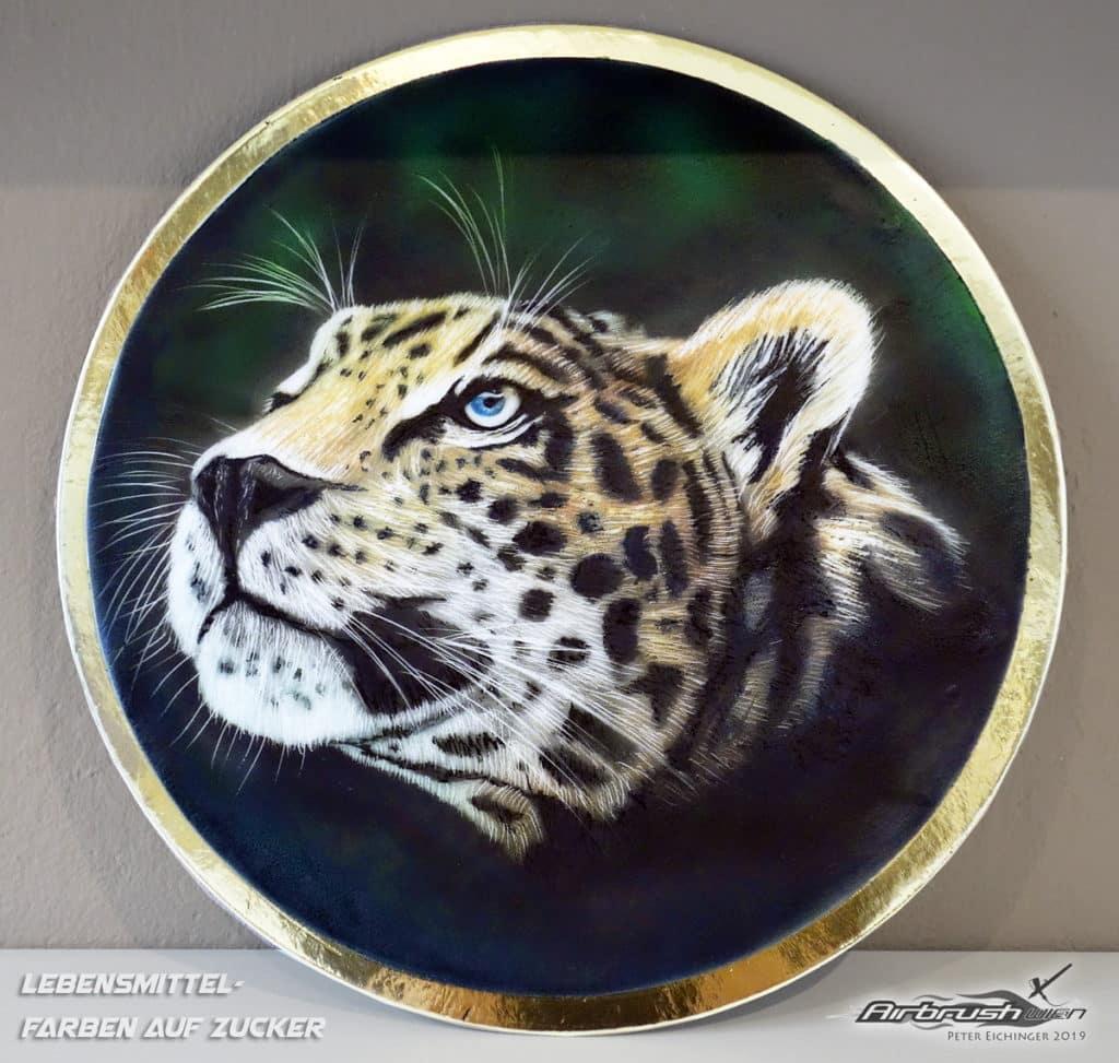 Airbrush Jaguar