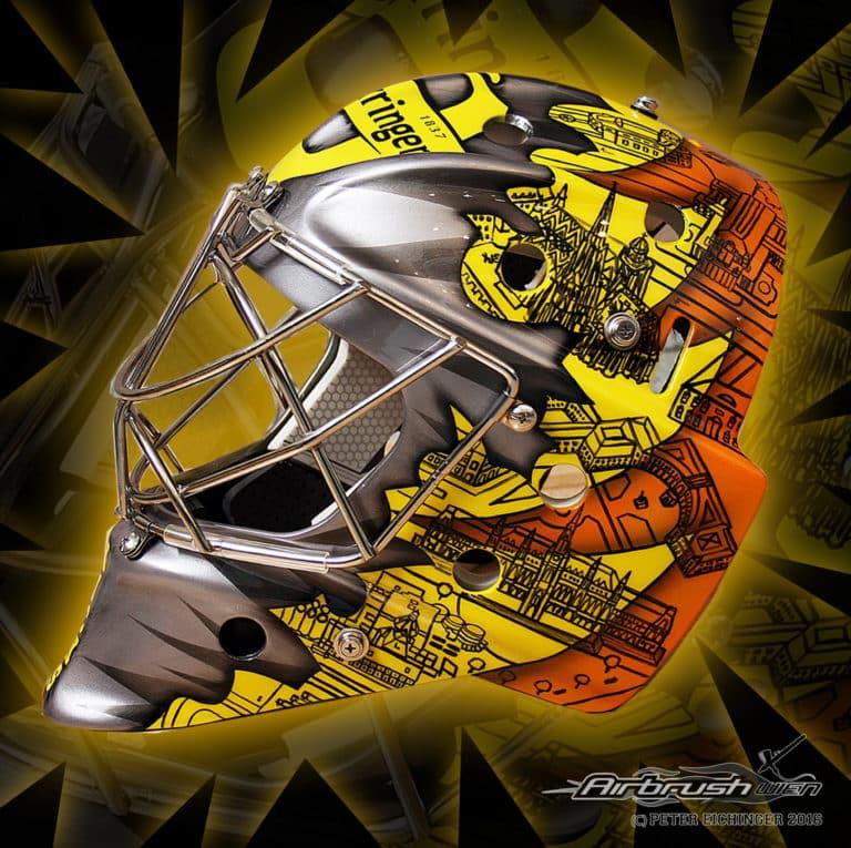 Eishockey Meister Maske