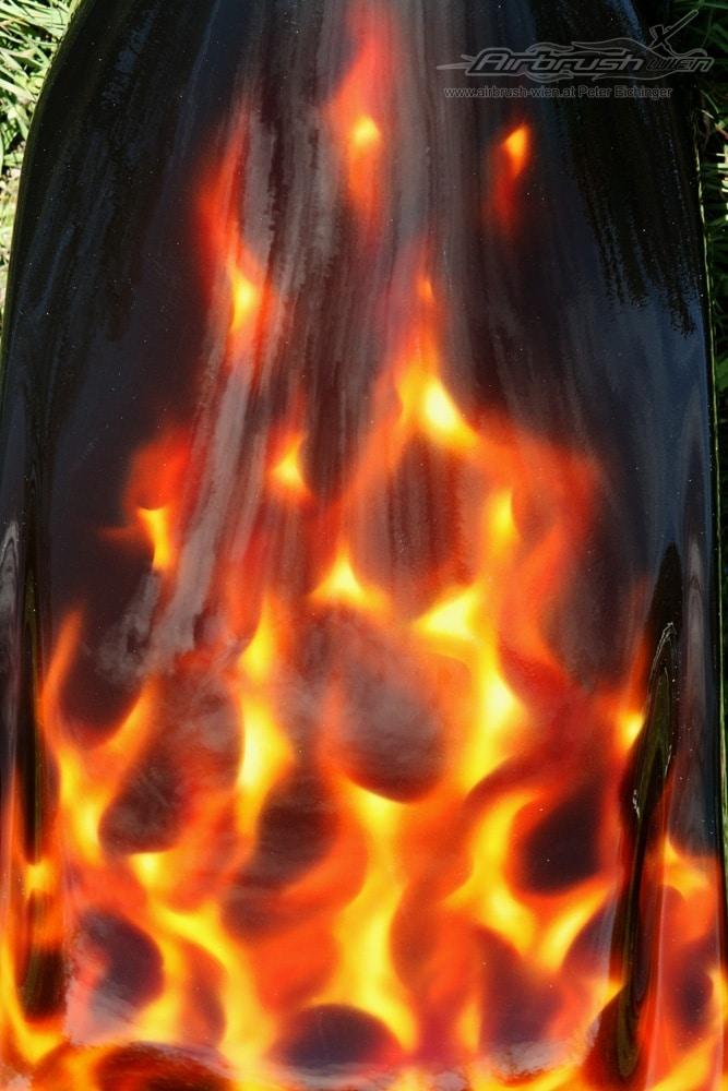 Airbrush Flames