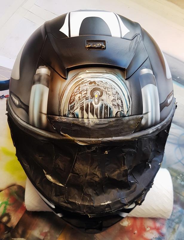 Making Helmdesign