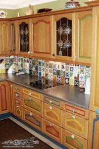 Airbrush Küche